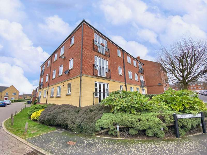 2 Bedrooms Apartment Flat for sale in Fairfield Crescent, Stevenage, Hertfordshire, SG1