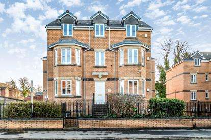2 Bedrooms Flat for sale in Mitford Road, Manchester, Greater Manchester, Uk