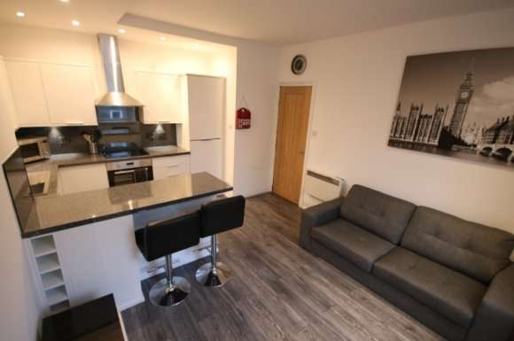 2 Bedrooms Flat for rent in George Street, City Centre, Aberdeen, AB25