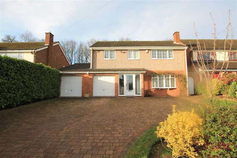 4 Bedrooms Detached House for sale in Heath Croft Road, Four Oaks, B75 6RN