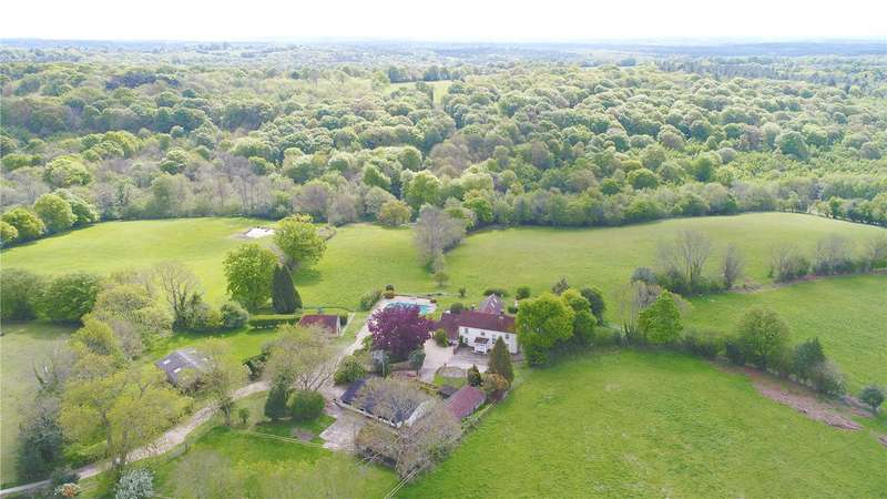 8 Bedrooms Detached House for sale in Nutley, Uckfield, East Sussex, TN22