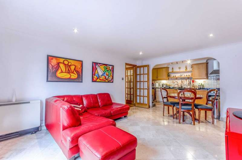 1 Bedroom Flat for rent in Bridgewater Square, Clerkenwell, EC2Y