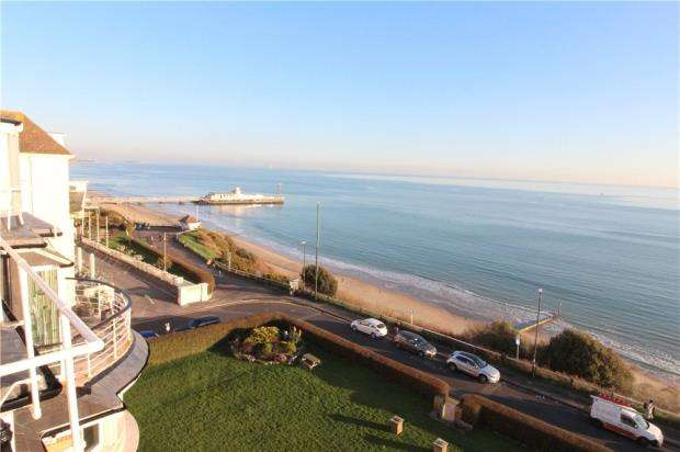 3 Bedrooms Penthouse Flat for sale in Bournemouth, Dorset, BH2