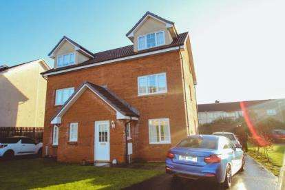 3 Bedrooms Semi Detached House for sale in Meiklelaught Place, Saltcoats, North Ayrshire