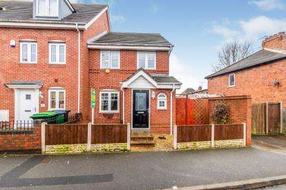 3 Bedrooms End Of Terrace House for sale in Meeting Street, Wednesbury, West Midlands