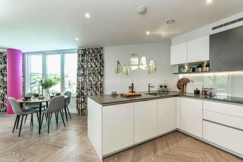 2 Bedrooms Apartment Flat for sale in The Glasshouse at London Square Caledonian Road, London, N7 9BQ