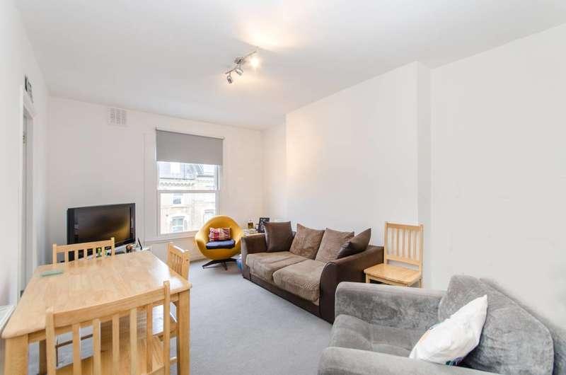 2 Bedrooms Flat for sale in St Julians Road, Kilburn, NW6