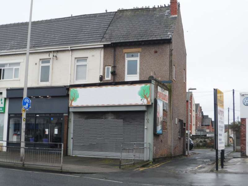 Shop Commercial for sale in Lytham Road, Blackpool, FY4 1DS