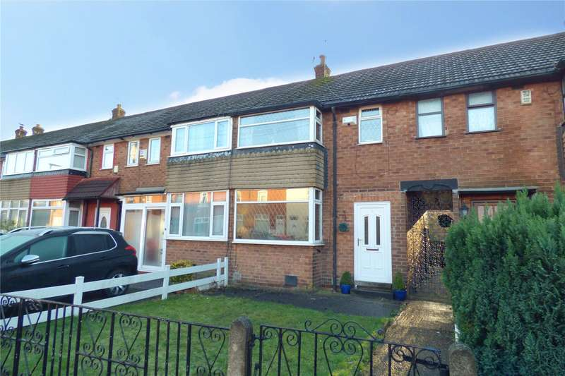 2 Bedrooms Terraced House for sale in Ramsey Street, Moston, Manchester, M40