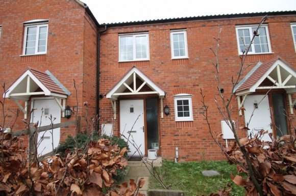 2 Bedrooms Terraced House for sale in Perry Close, Spalding