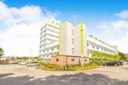 1 Bedroom Flat for sale in East Terrace, Six Hills House, Kings Road, Stevenage