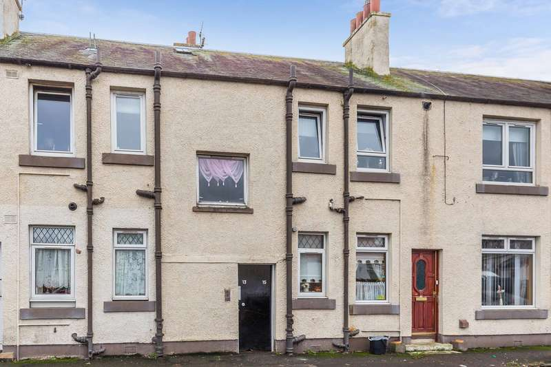 2 Bedrooms Flat for sale in Park Terrace, Newcraighall, Edinburgh, EH21