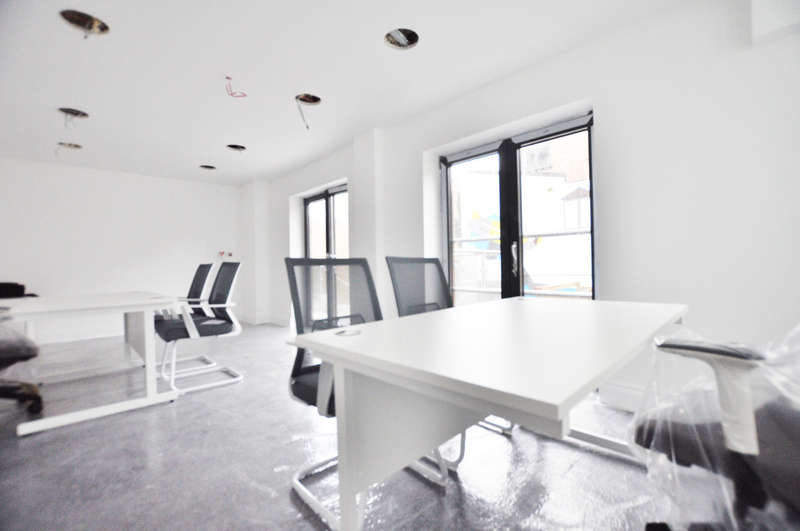 Office Commercial for rent in Ground And Basement, 128 Hoxton Street