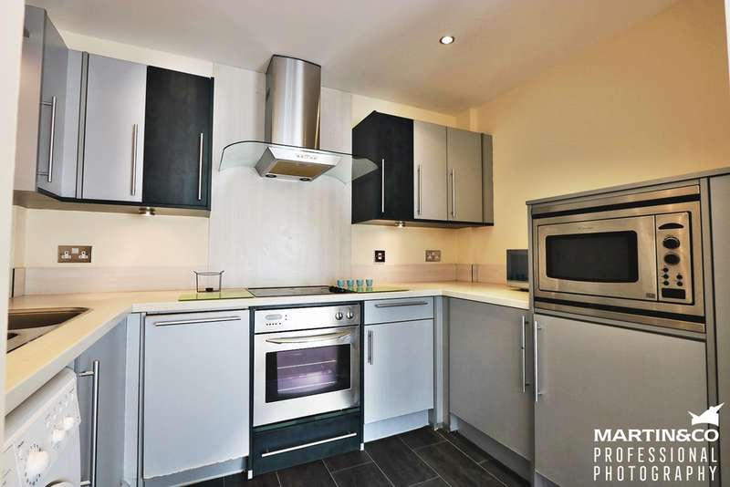 2 Bedrooms Apartment Flat for rent in Landmark Place, Cardiff CF10