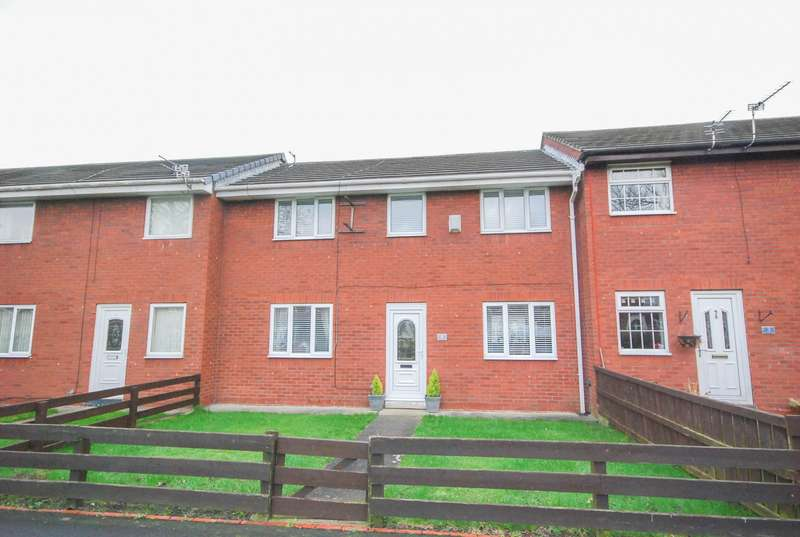 3 Bedrooms Terraced House for sale in Wilton Gardens South, Boldon Colliery
