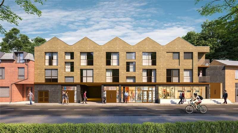 2 Bedrooms Flat for sale in Aldenham Road, Bushey, WD19