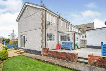3 Bedrooms End Of Terrace House for sale in Nant Y Felin, Pentraeth, Anglesey, North Wales, LL75