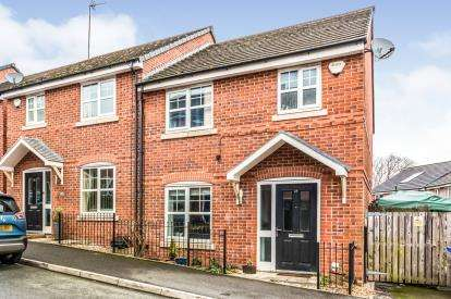 3 Bedrooms Semi Detached House for sale in Longshaw Close, Lower Crumpsall, Manchester, Greater Manchester
