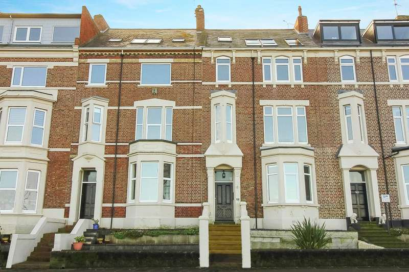 4 Bedrooms Maisonette Flat for sale in Percy Gardens, Tynemouth