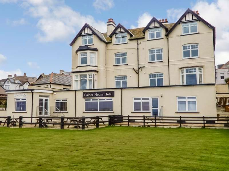 18 Bedrooms Hotel Commercial for sale in Calder House Hotel, The Banks, Seascale, Cumbria