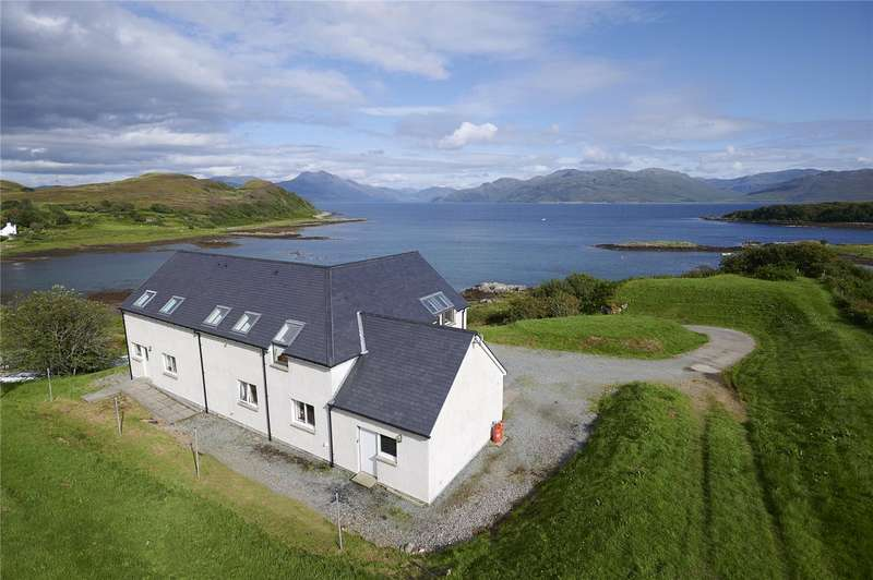 3 Bedrooms Detached House for sale in 26 Camuscross, Isle Ornsay, Isle of Skye, IV43