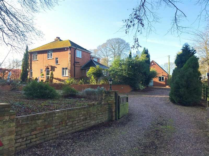 3 Bedrooms Detached House for sale in Welton Le Wold, Louth, LN11 0QT