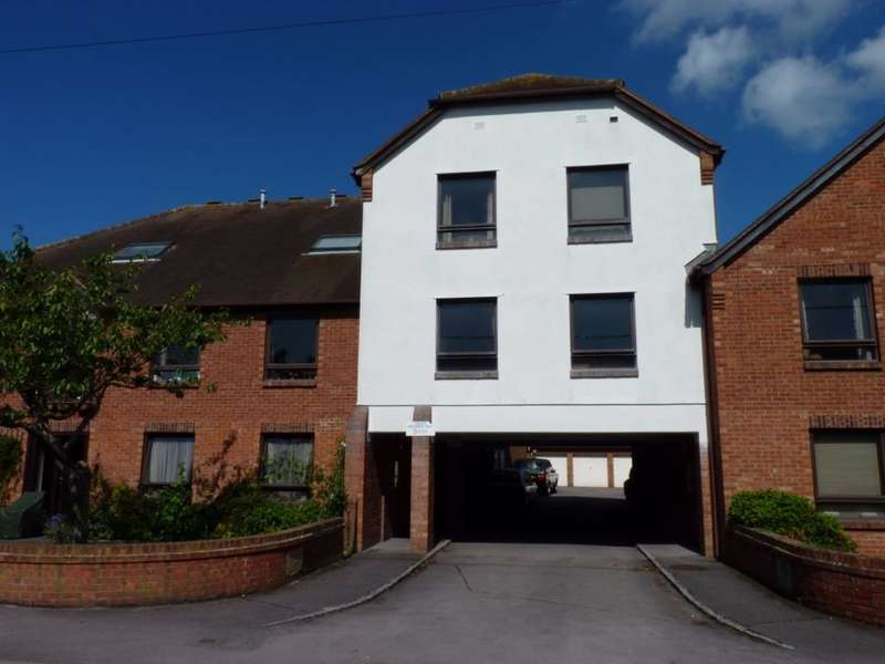 2 Bedrooms Apartment Flat for sale in Westgate Court OX9
