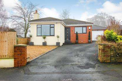 3 Bedrooms Bungalow for sale in Bleasdale Avenue, Preston, Lancashire, PR4