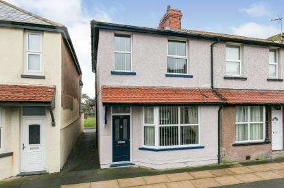 3 Bedrooms End Of Terrace House for sale in Alexandra Road, Llandudno, Conwy, North Wales, LL30