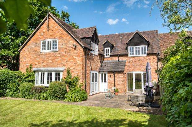 4 Bedrooms House for sale in Ashow, Kenilworth