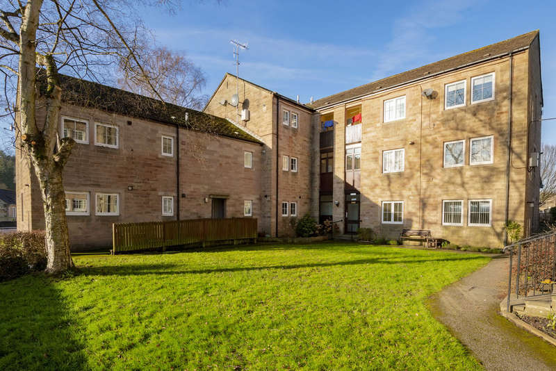 1 Bedroom Flat for sale in 11 Vernon Court, Granby Croft, Bakewell