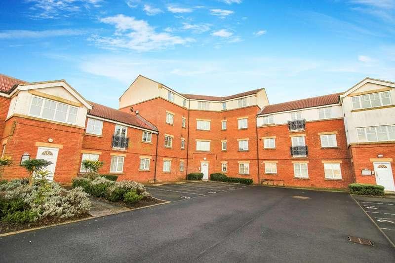 2 Bedrooms Flat for sale in Stamfordham Court, Ashington