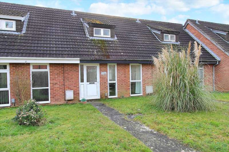 2 Bedrooms Terraced House for sale in Trajan Walk, Andover