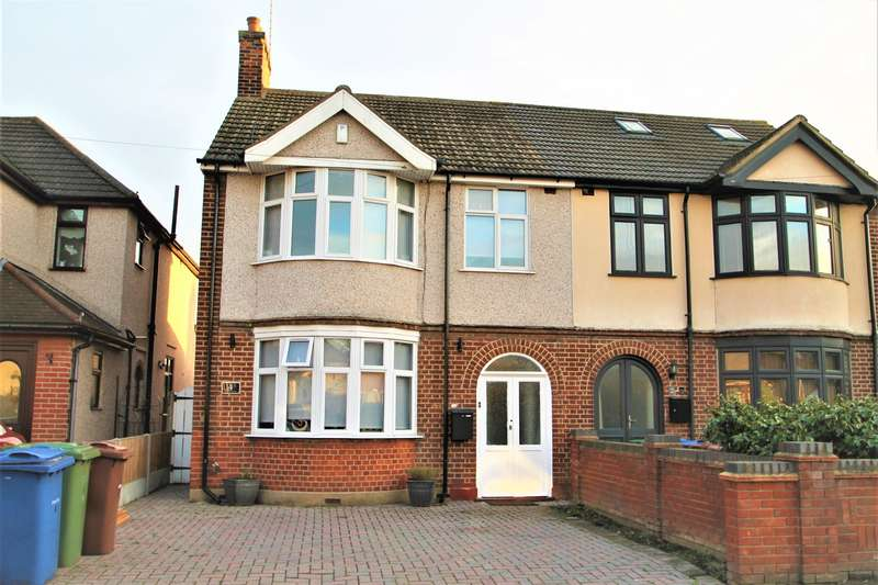 3 Bedrooms Semi Detached House for sale in Lander Road, Grays, RM17