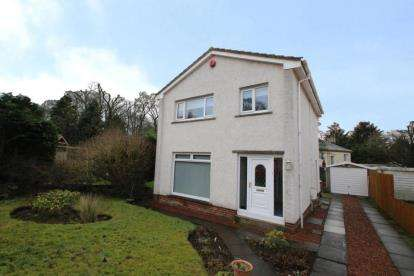 3 Bedrooms Detached House for sale in High Beeches, Carmunnock