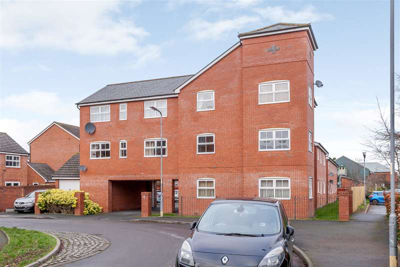 2 Bedrooms Flat for sale in 47 Kernal Road, Hereford, HR40PR