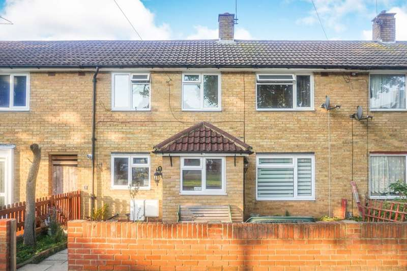3 Bedrooms Terraced House for sale in Bodiam Close, Gillingham, ME8