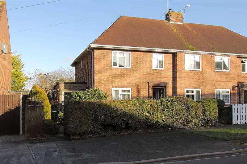 3 Bedrooms Apartment Flat for sale in Cherry Tree Road, Andover