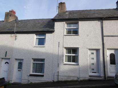 2 Bedrooms Terraced House for sale in Bryn Terrace, Gyffin, Conwy, North Wales, LL32