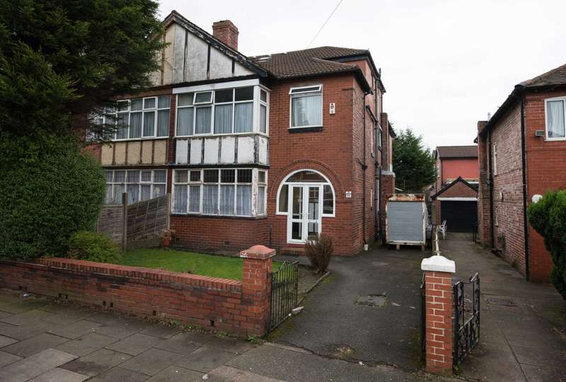 6 Bedrooms Semi Detached House for sale in Stanley Road, Salford