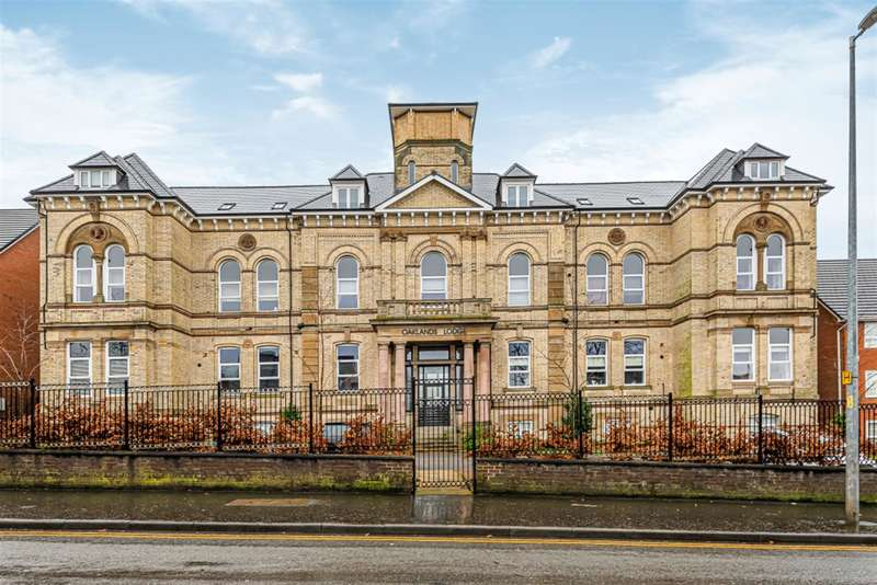 2 Bedrooms Apartment Flat for sale in Hospital Road, Swinton, Manchester, M27 4EX