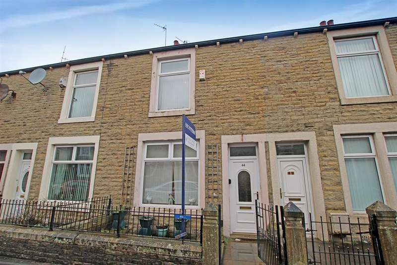 2 Bedrooms Terraced House for sale in Charter Street, Accrington, BB5 0SG