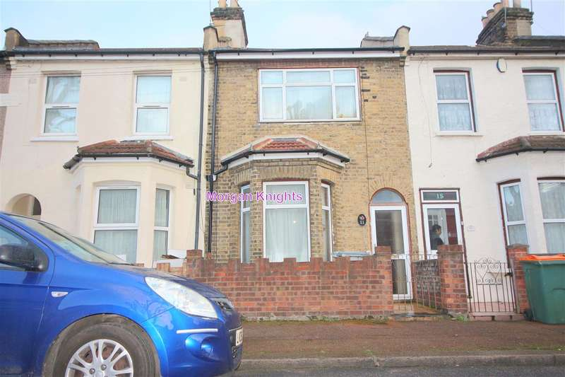 3 Bedrooms Terraced House for sale in Courtland Road, East Ham, E6