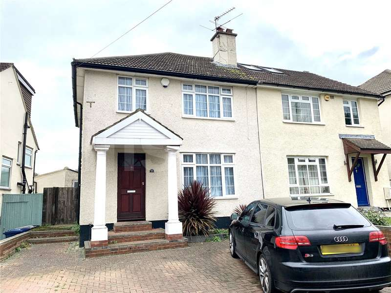 3 Bedrooms Property for sale in Rushden Gardens, Mill Hill, London