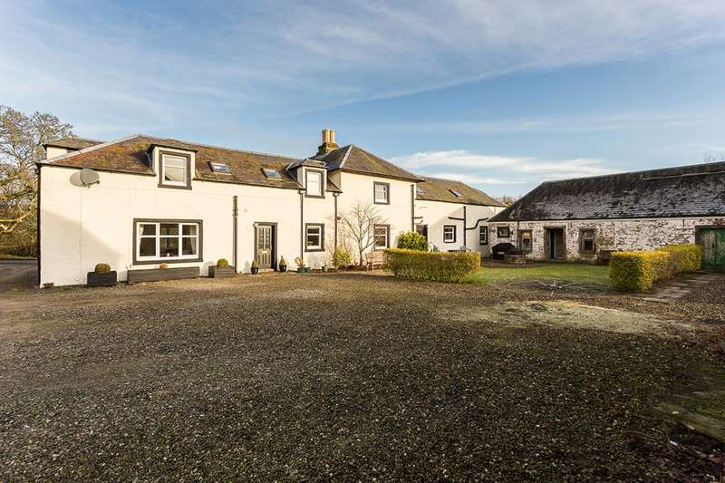 5 Bedrooms Country House Character Property for sale in Glenalmond, Perth, Perthshire, PH1 3SG