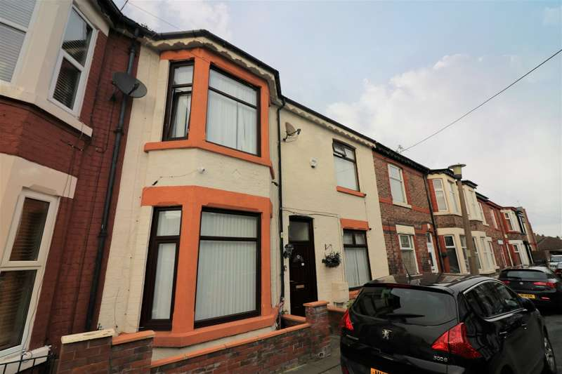 4 Bedrooms Terraced House for sale in Bridgecroft Road, Wallasey, CH45 7NX