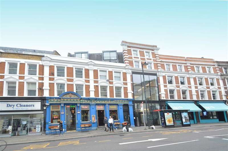 1 Bedroom Commercial Property for rent in Shoreditch High Street, E1