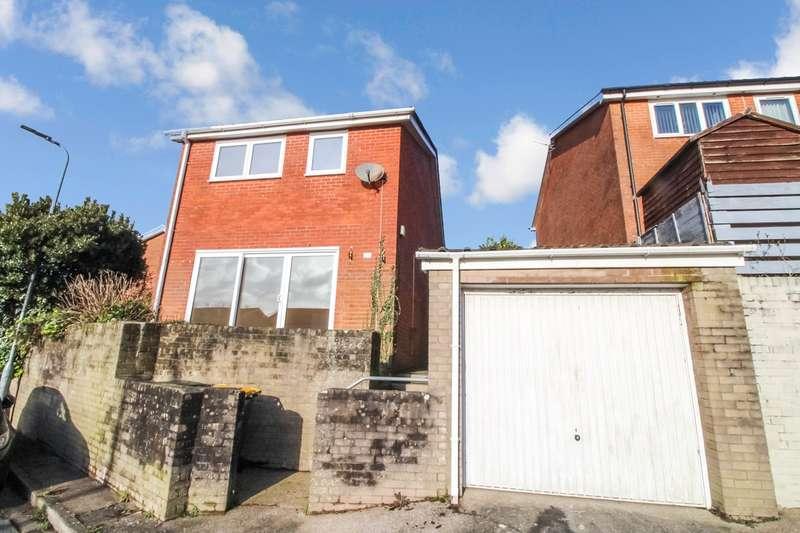 4 Bedrooms Detached House for sale in Bryn Bevan, Newport, NP20