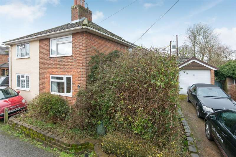 3 Bedrooms Semi Detached House for sale in New Town Street, Chartham Hatch