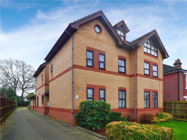 1 Bedroom Apartment Flat for sale in Timsbury Court, 248 Spring Road, Southampton